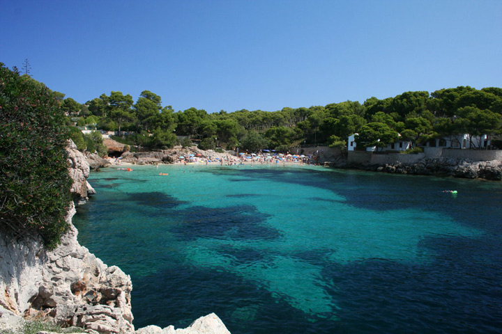 fishingtripmajorca.co.uk boat trips to Cala Gat in Majorca
