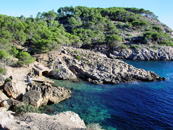 fishingtripmajorca.co.uk boat trips to Cala Monje in Majorca