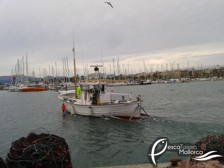 fishingtripmajorca.co.uk boat tours in Majorca with Aguileño