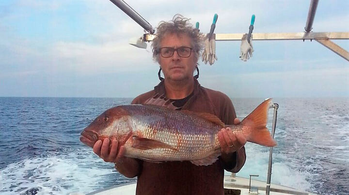 www.fishingtripmajorca.co.uk fishing excursions in Majorca with Hispaniola 2000