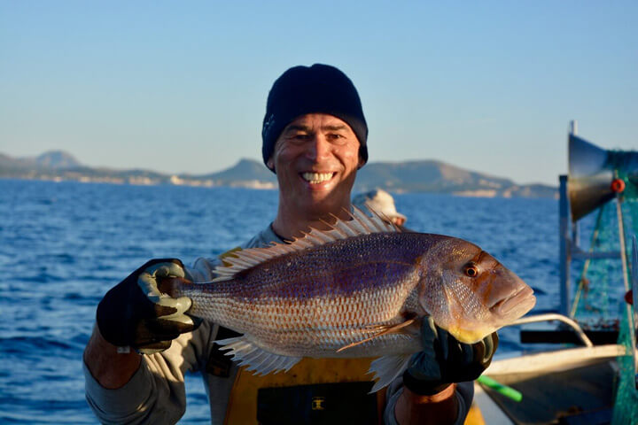 www.fishingtripmajorca.co.uk boat tours in Majorca with Joans