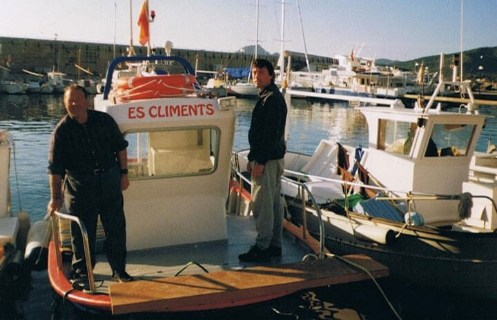 fishingtripmajorca.co.uk boat tours in Majorca with Climents